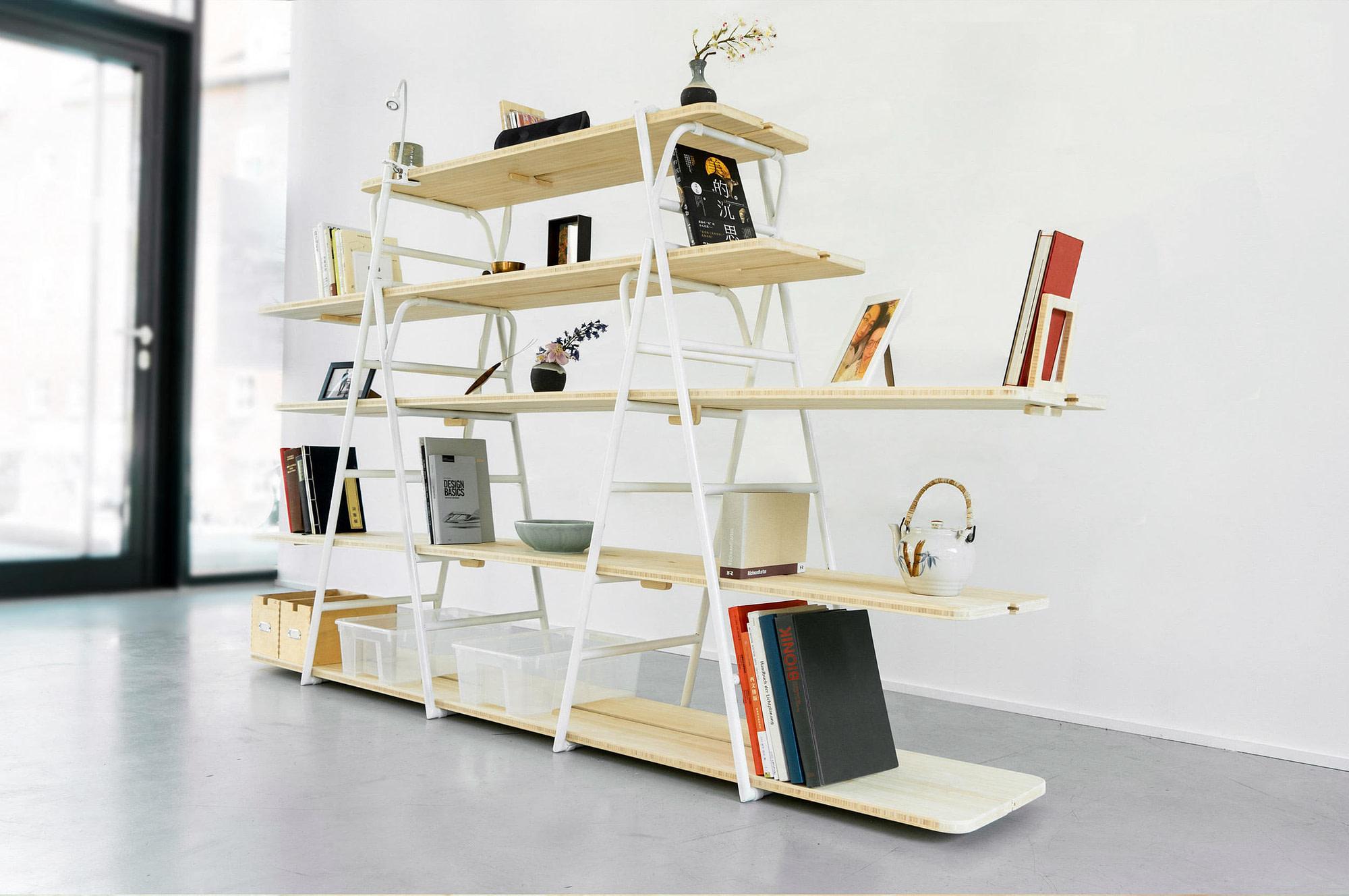 Nomadic Shelf 2