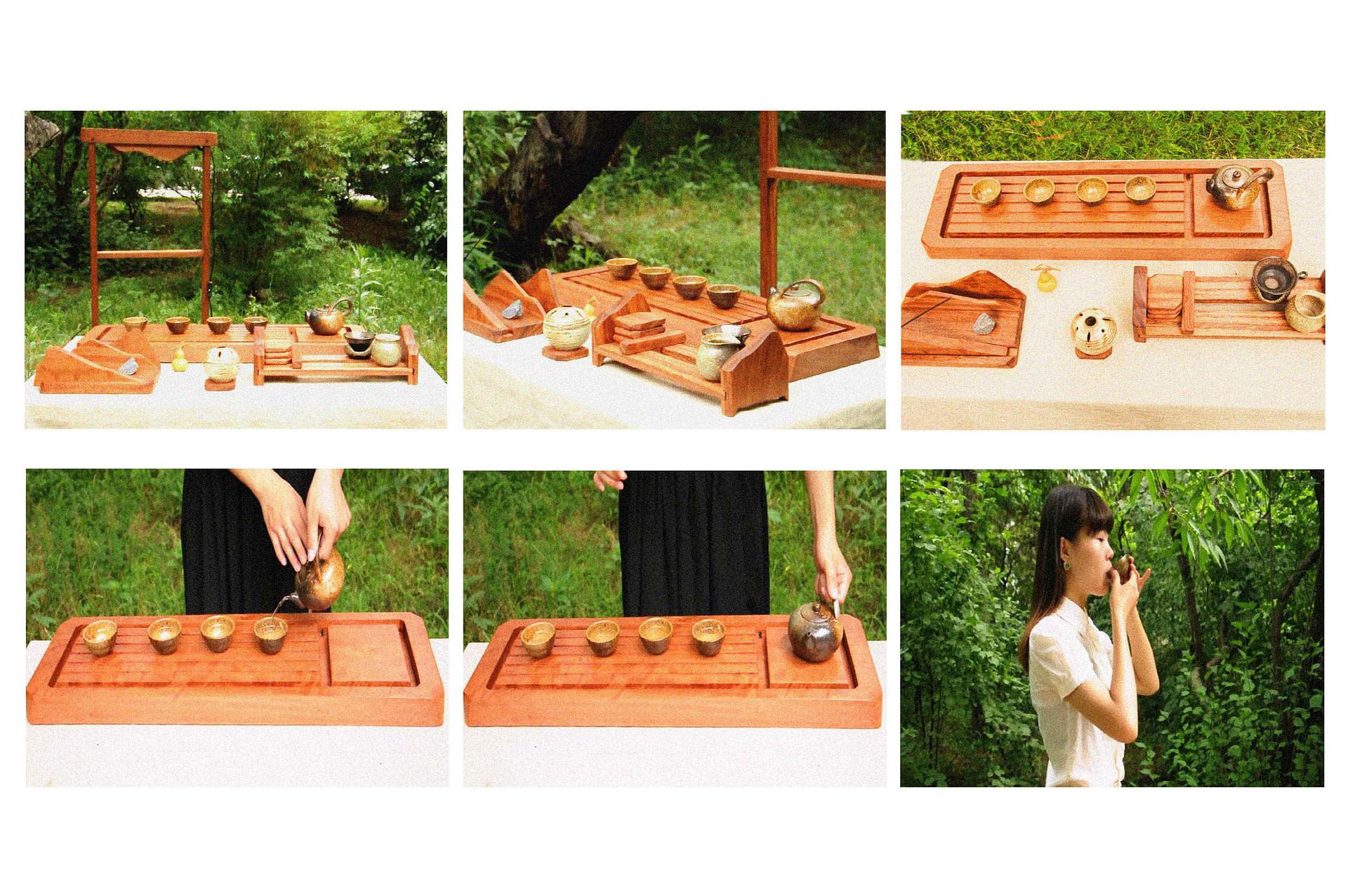 SHAN SHUI Teaware 11
