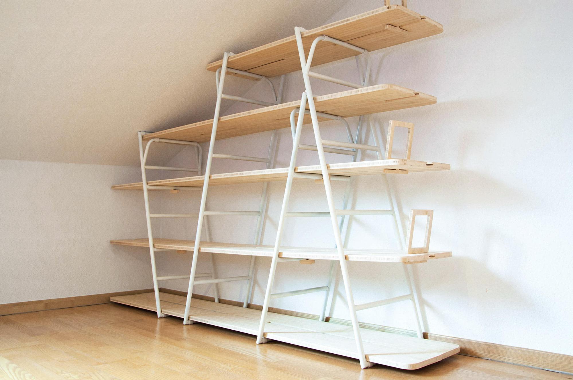 Nomadic Shelf 8