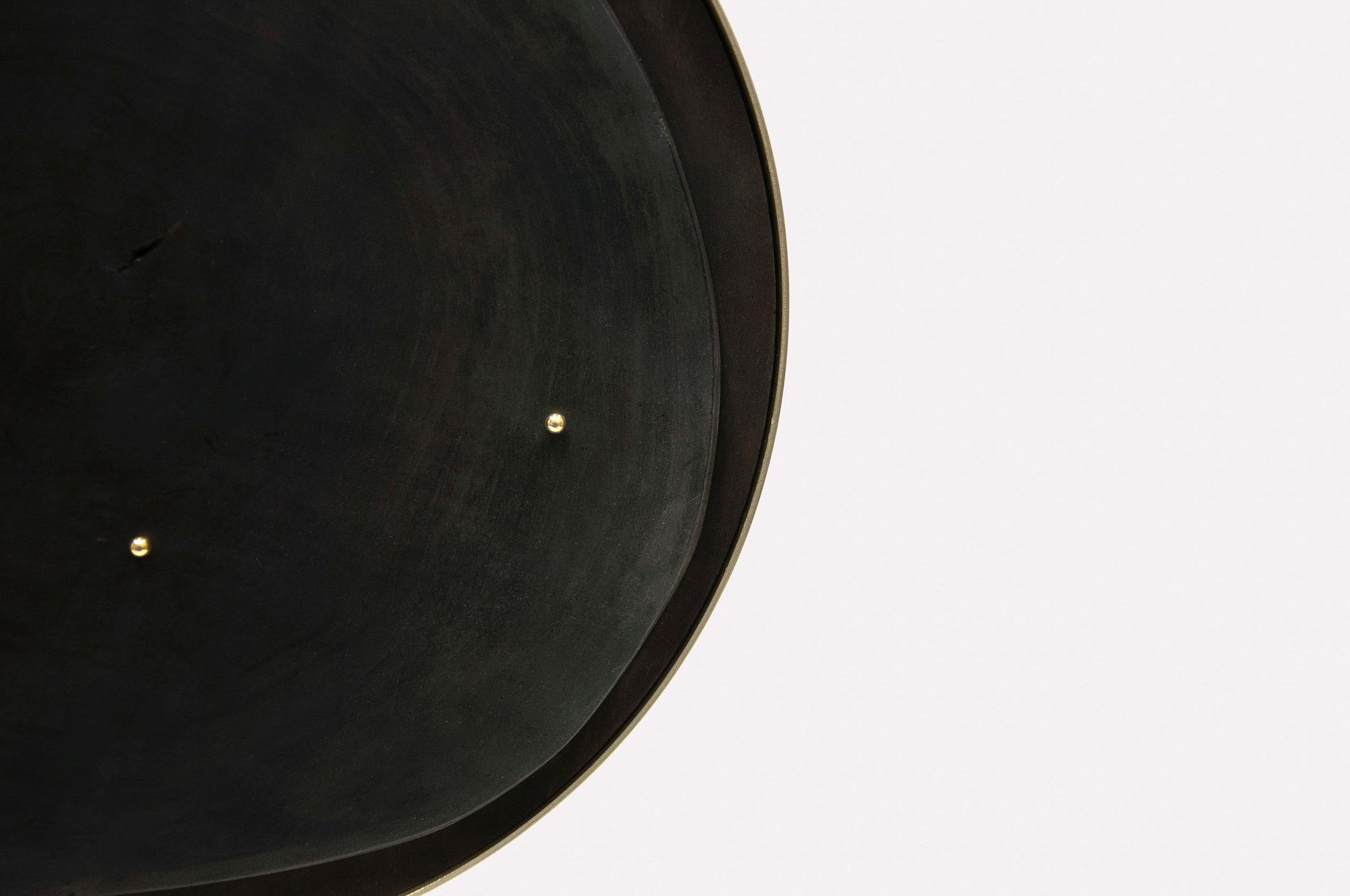 Annual Rings Clock I 8