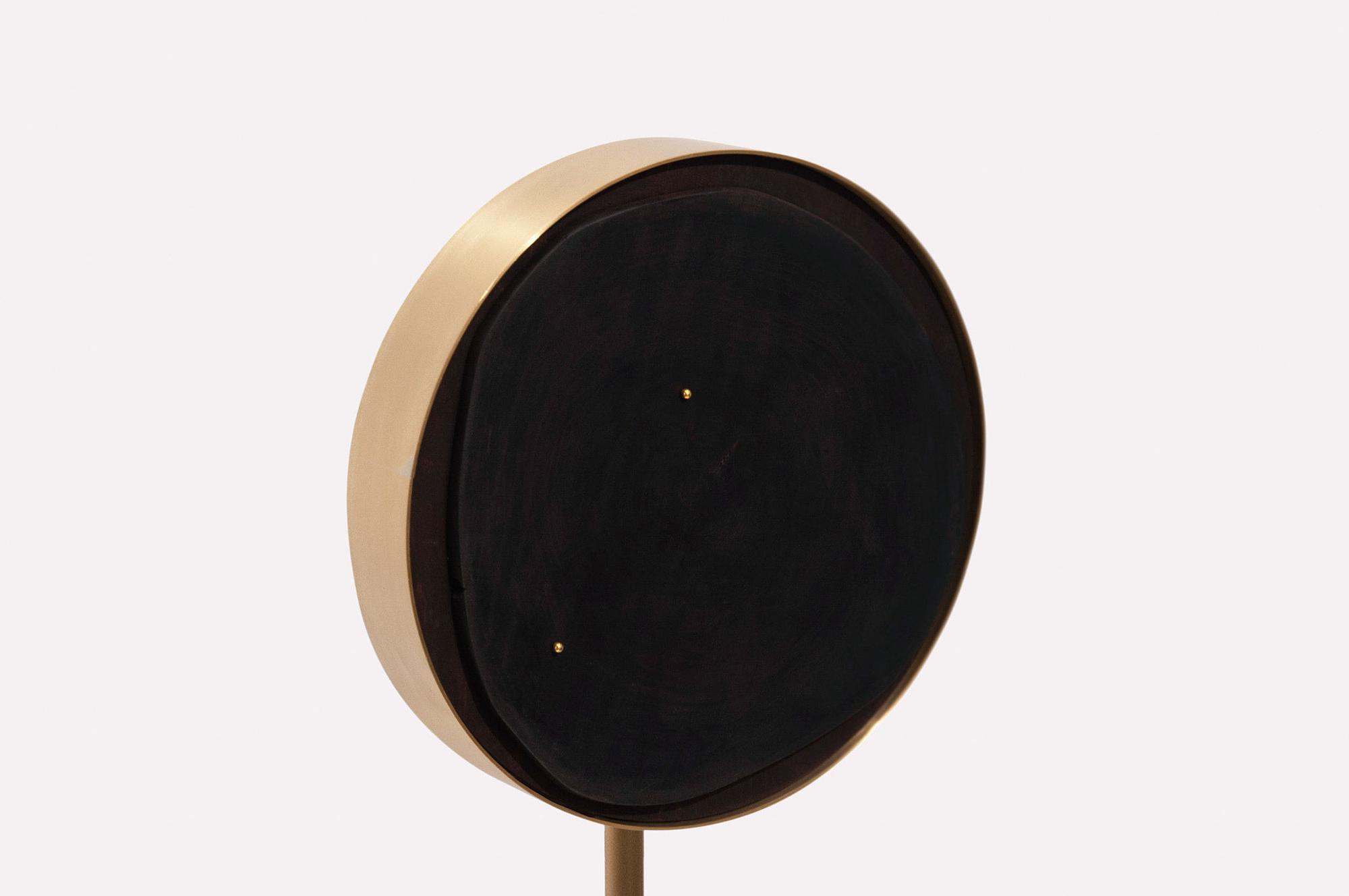 Annual Rings Clock I 5