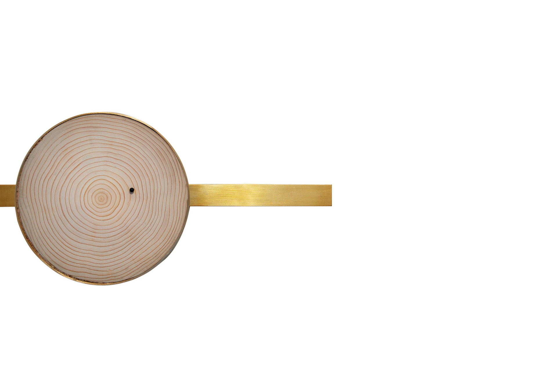 Annual Rings Clock II Background