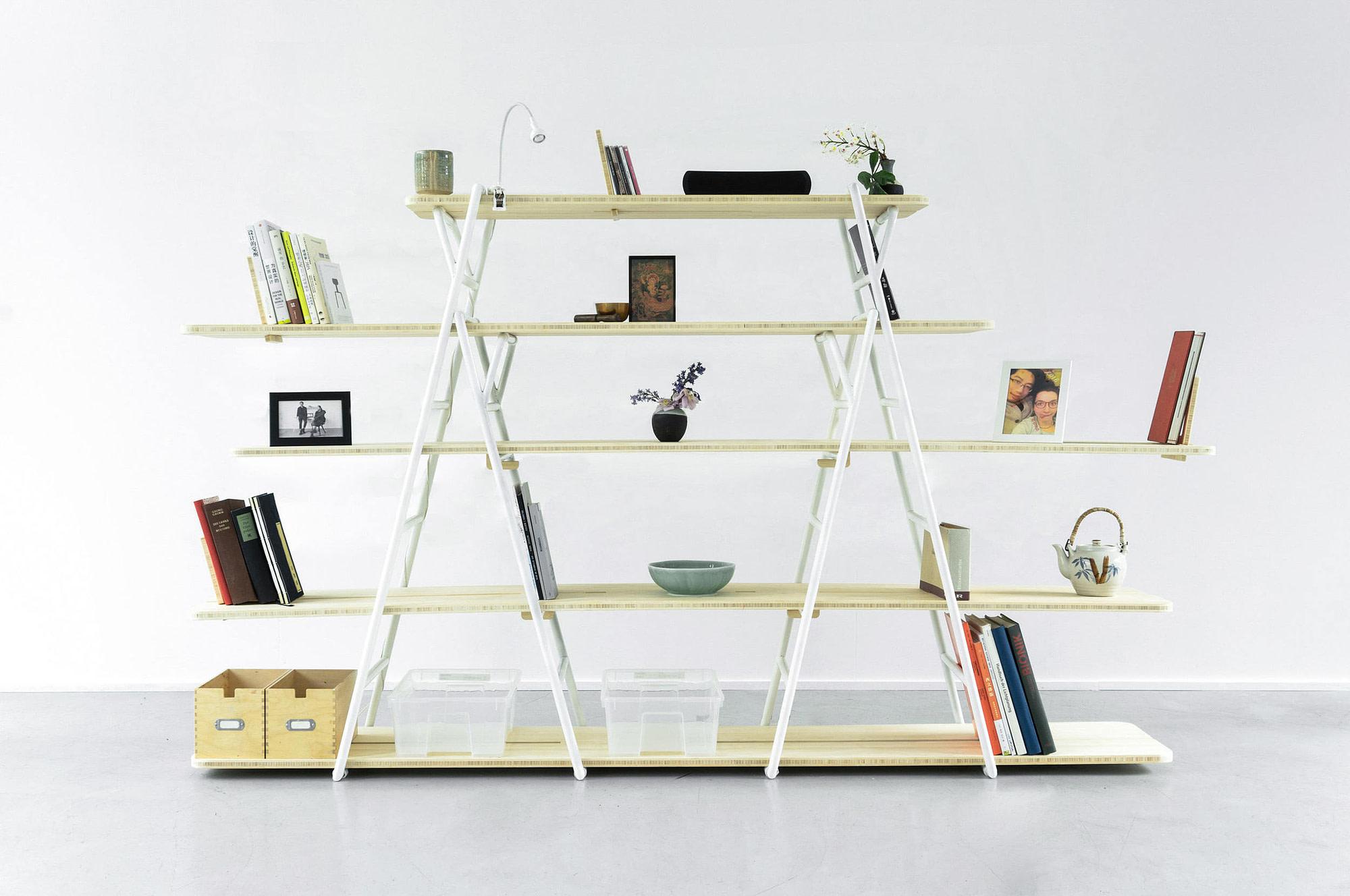 Nomadic Shelf 1