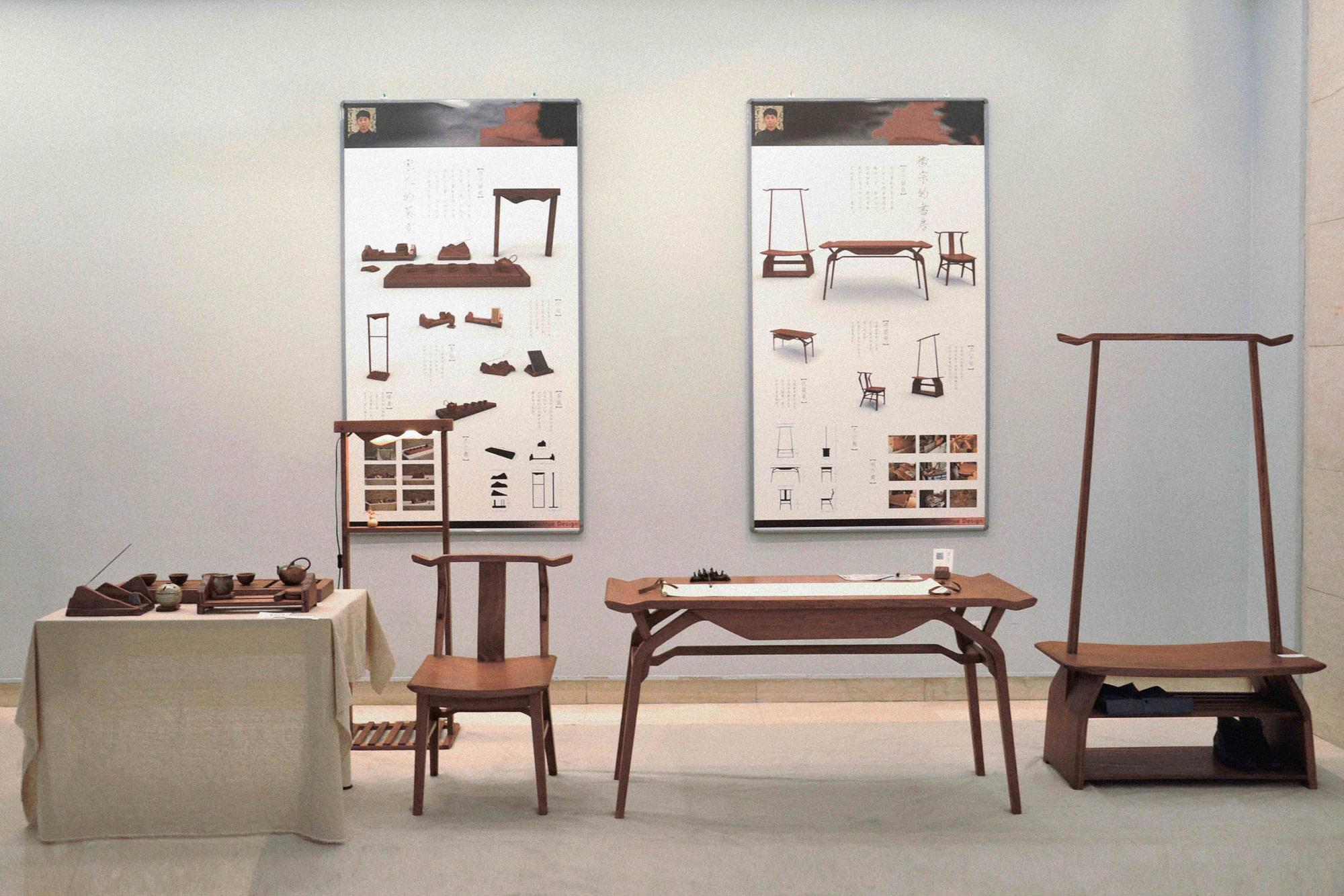 Slender Gold Furniture Collection 7