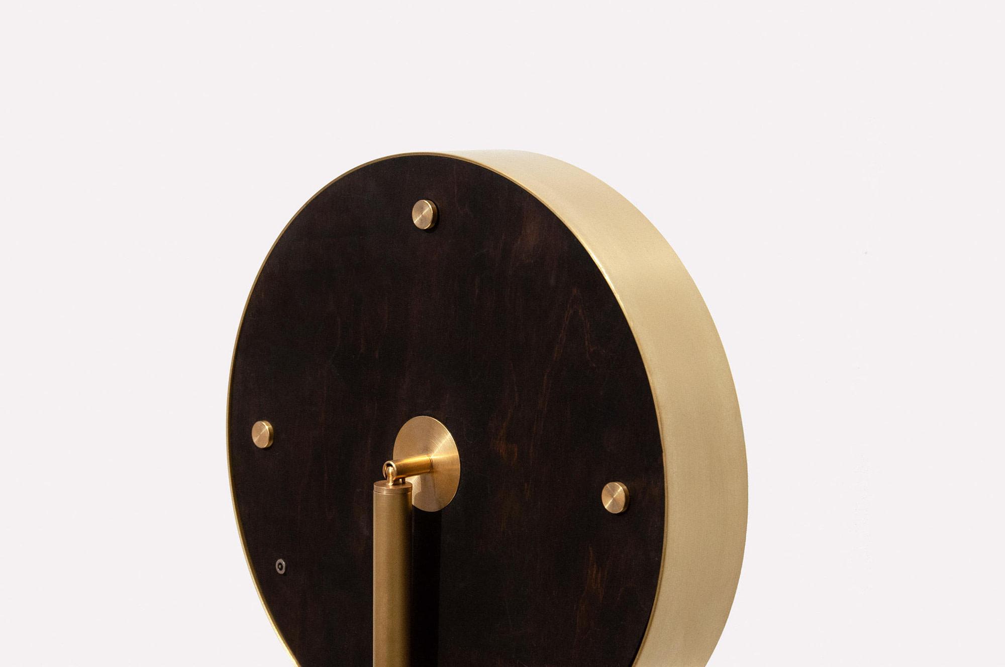 Annual Rings Clock I 6